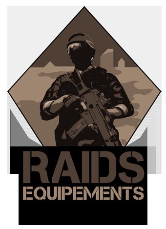 Raids Equipements Logo  Airsoft Dijon